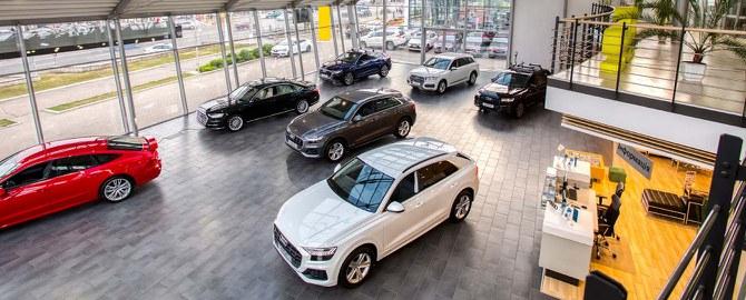 Ауді Центр Хмельницький | офіційний дилер Audi