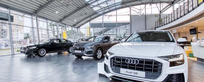 Ауді Центр Хмельницький   Офіційний дилер Audi